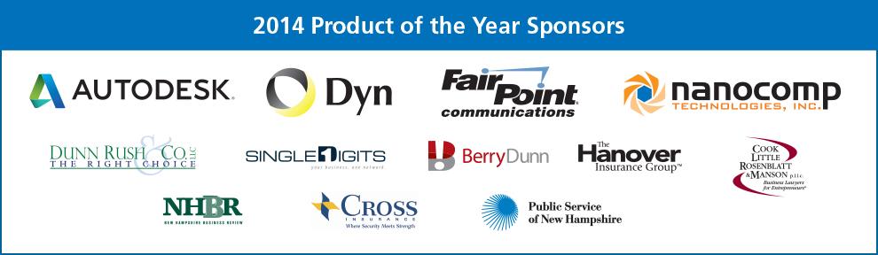 2014 POY Sponsors