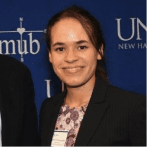 Kendre Rodriguez of UNH Rines Angel Fund