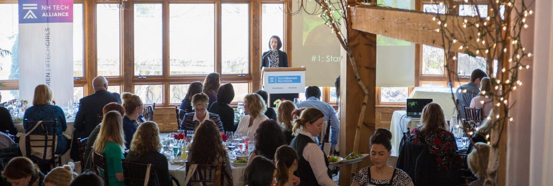 2019 TechWomen Luncheon
